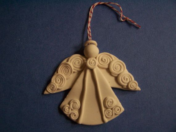 Angel Ornament by IrinasCreativeDesign on Etsy, $7.00