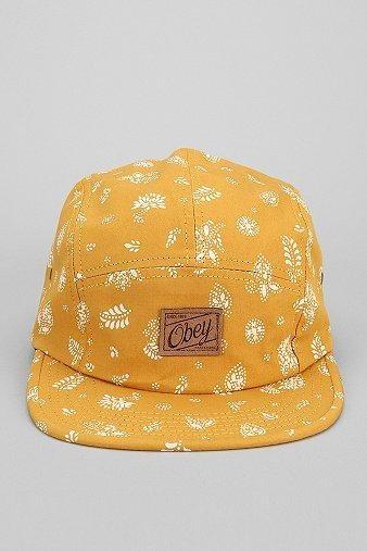 OBEY Yuma 5-Panel Hat #urbanoutfitters