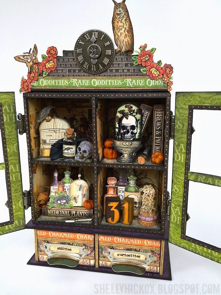 art with heart challenge hauntings and holidays. Black Bedroom Furniture Sets. Home Design Ideas