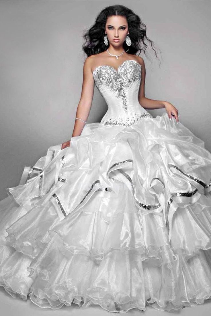 27 best wedding dresses images on Pinterest | Wedding dressses ...