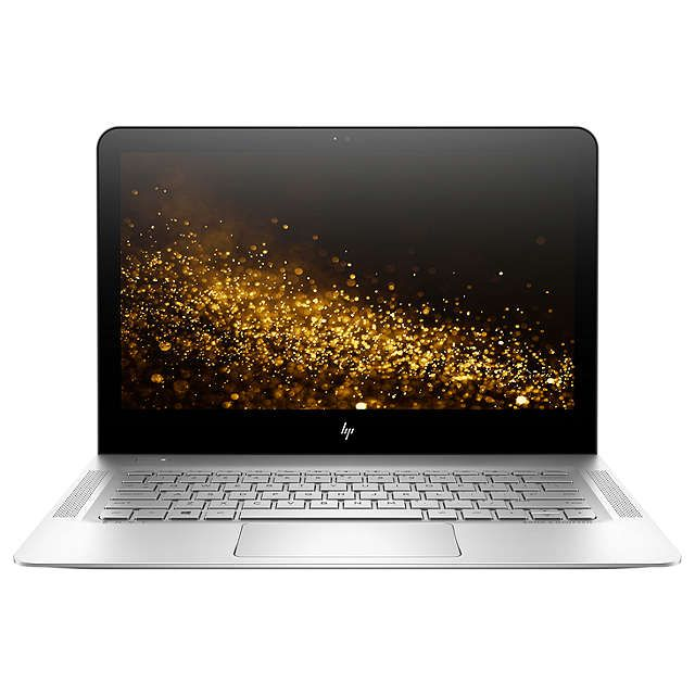 """BuyHP ENVY 13-ab007na Laptop, Intel Core i5, 8GB RAM, 256GB SSD, 13.3"""" QHD+ Touchscreen, Natural Silver Online at johnlewis.com"""