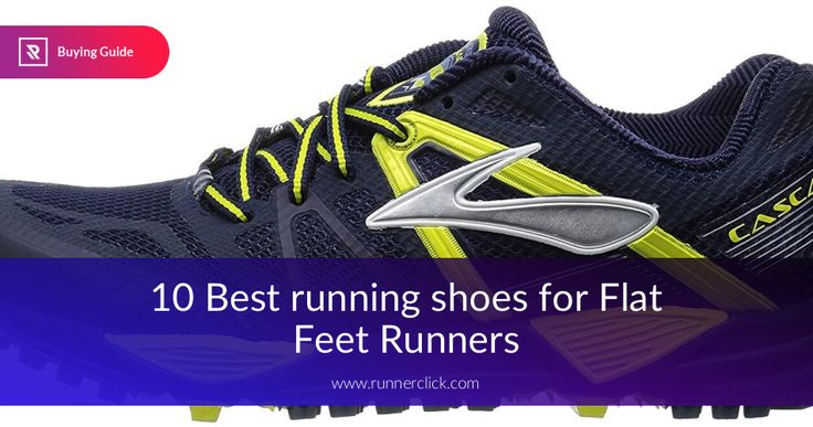 Searching for Flat Feet Running shoes? Take a look at the Pros & Cons and what to be aware of before buying Flat Fleet Running shoes online or in a store