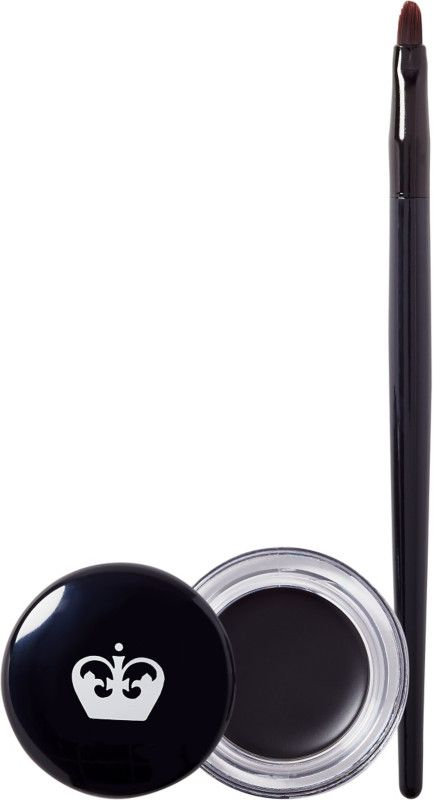 Rimmel ScandalEyes Liquid Eyeliner. Fantastic for above the eye and doing a cat eye! Brush gives flawless application.