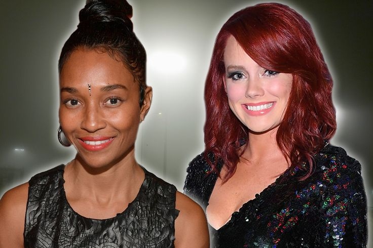 Yes, That Is Kathryn C. Dennis Hanging with TLC's Chilli