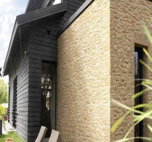 façade maison plaquette de parement pour façade extérieure