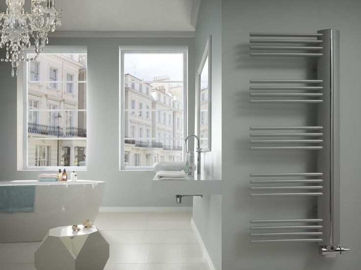 Radiator Elite - Purity and harmony will combine together in bright room.