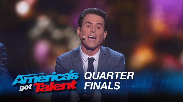 Oz Pearlman: Mentalist Uses Instagram to Blow the Judges' Minds - American Got Talent