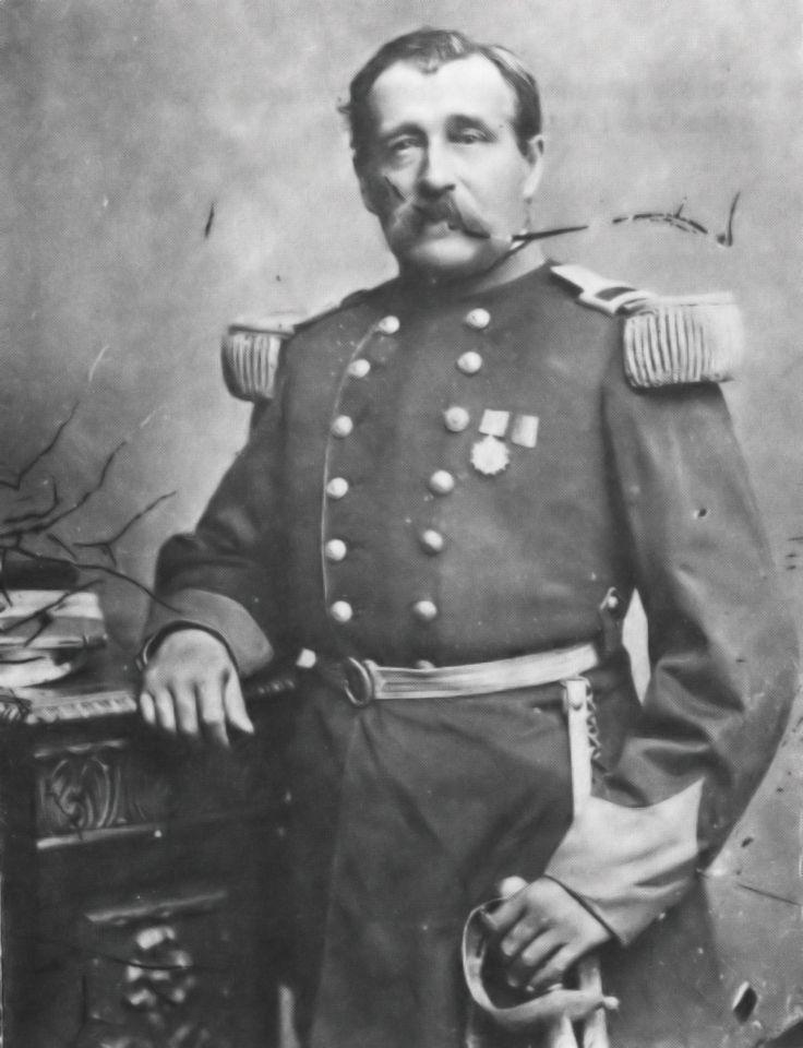 coronel peruano