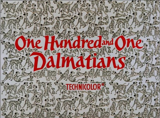 101 Dalmatians!