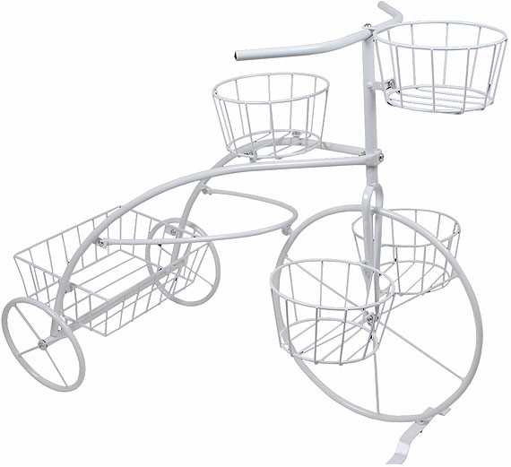Ber ideen zu nostalgie fahrrad auf pinterest for Billige gartendeko