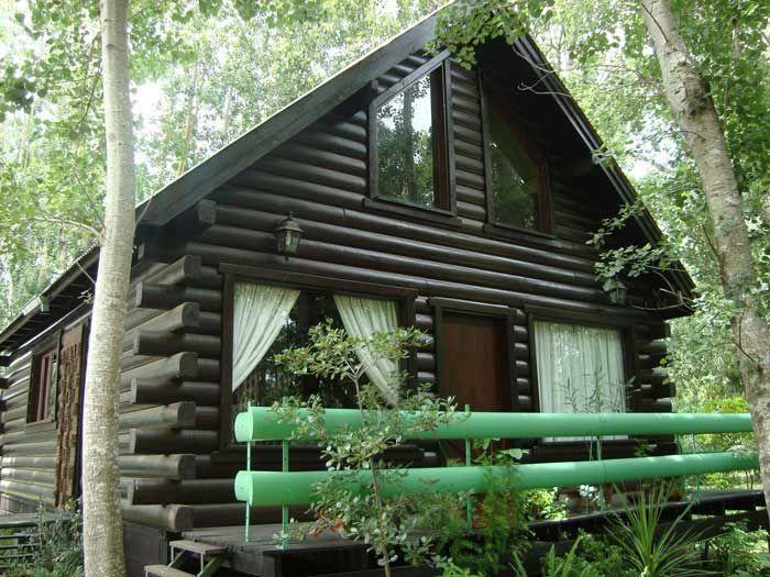 Construimos cabañas, bungalows, hosterias, complejos turisticos, casas de troncos macizos o estructura de madera con cantonera.  Pag. web : casadetroncos.com