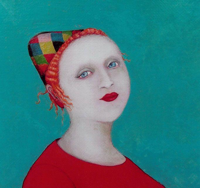 painting Valarie Dumas