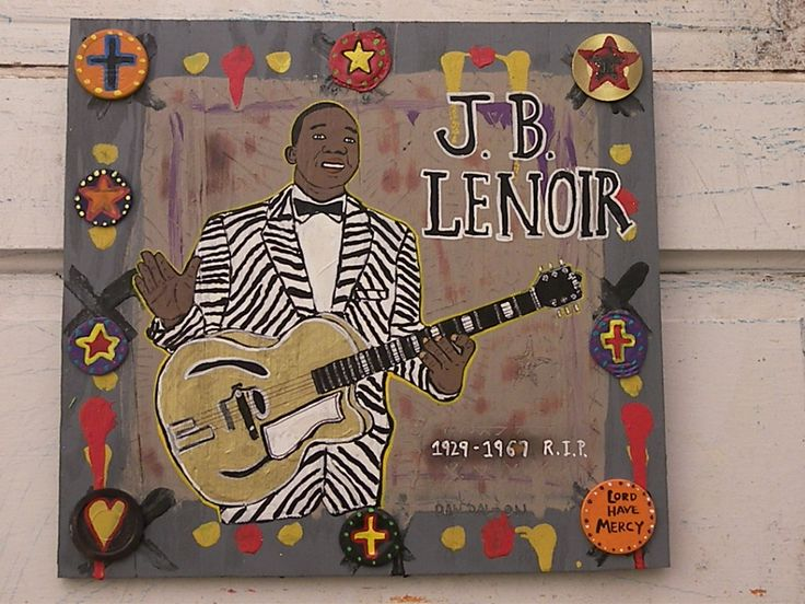 JB Lenoir -Dalton Art