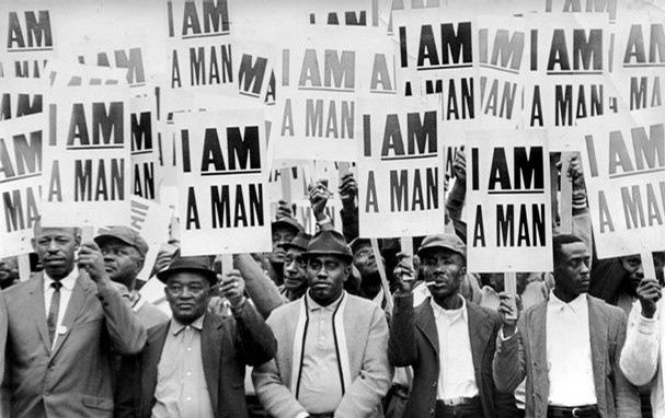 I Am a Man! - the 1968 Memphis sanitation workers' strike (pinned from but does it float)