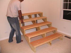 Golu steps completed