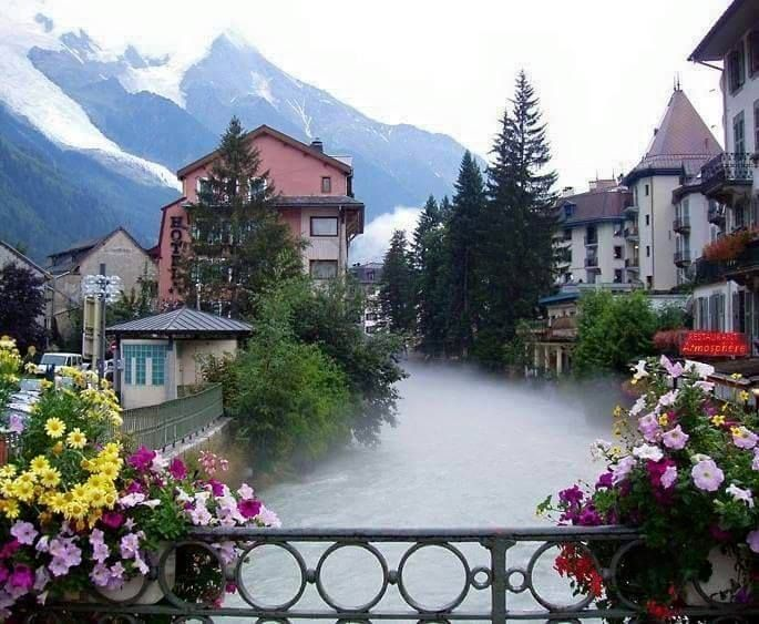 Chamonix, Rhône-Alpes, France