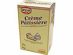 Crème pâtissière pour flans de la marque ANCEL vendue par 1 kg. ANCEL