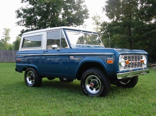 1981 ford bronco parts | Ford Bronco 1966 1977 - 1966, 1977, Bronco, Ford