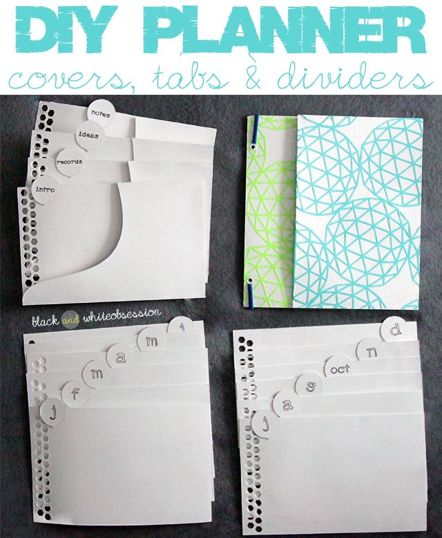 8 best images about diy planner on pinterest printable for Make a planner free
