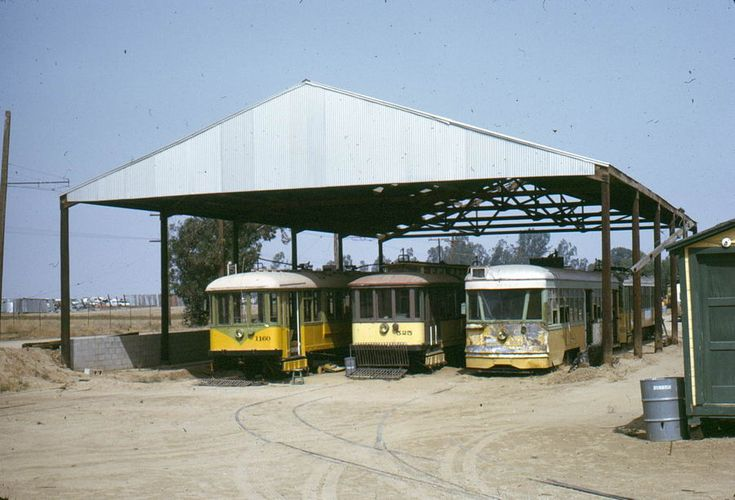 History of the Museum   Orange Empire Railway Museum
