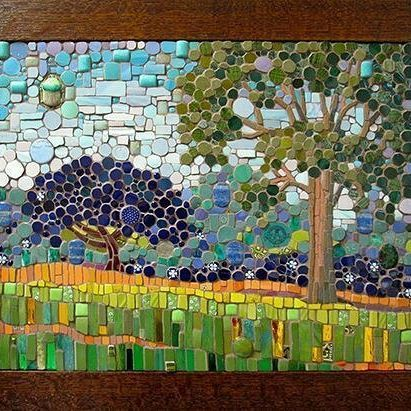 By pinterest #mosaic #mosaico