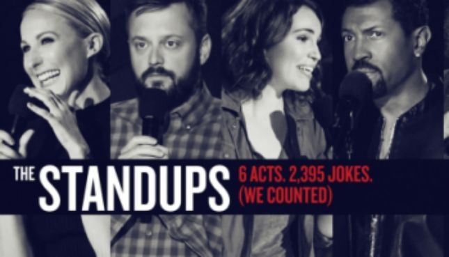 """The Port City made its way onto Netflix during Nate Bargatze's performance on """"The Standups,"""" a series of recently released half-hour sets by Bargatze, Fortune Feimster, Deon Cole, Nikki Glaser, Be..."""