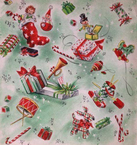 Buy Amazon: amzn.to/31FY04s #christmas #wrapping #hallmark #paper #stock #ebay #gift #toys #jack ...