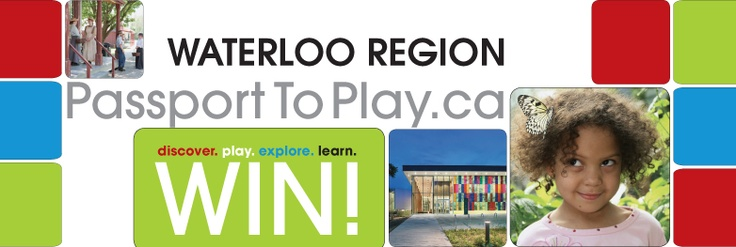 Passport to Play in Waterloo Region