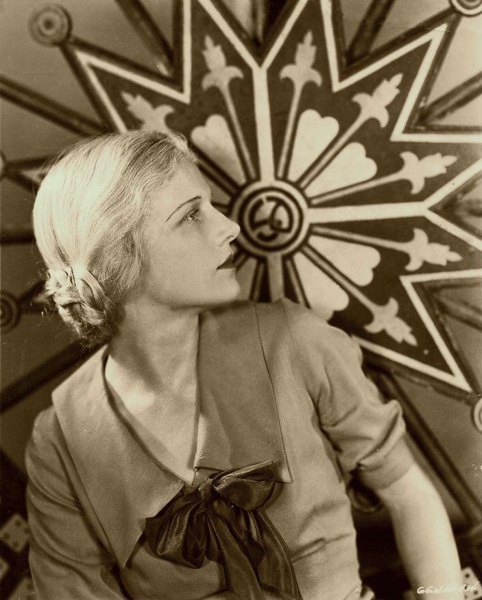 """Ann Harding """"The Girl of the Golden West"""" 1930"""