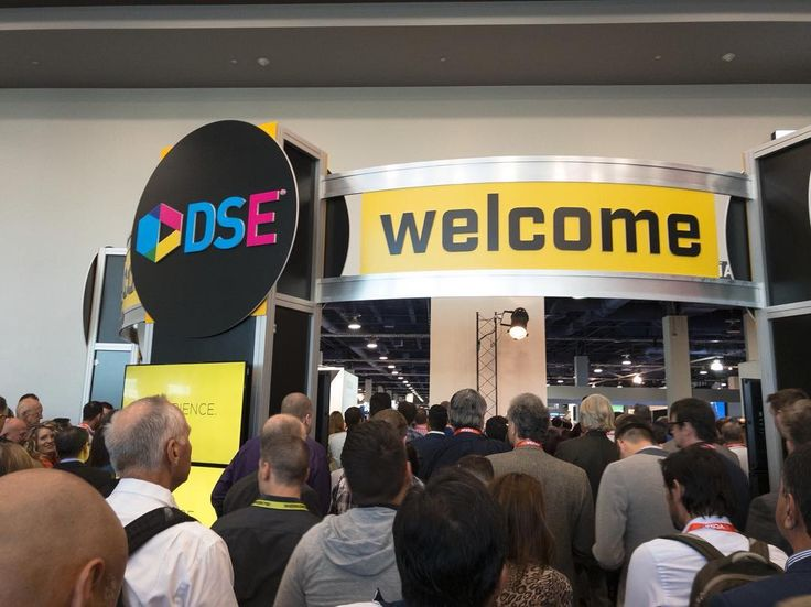 We are on the floor at #DSE2017 to see what the future of #digitalsignage is looking like! Be sure to follow our #ProAV industry twitter @mktscaleproav for live updates from the show!