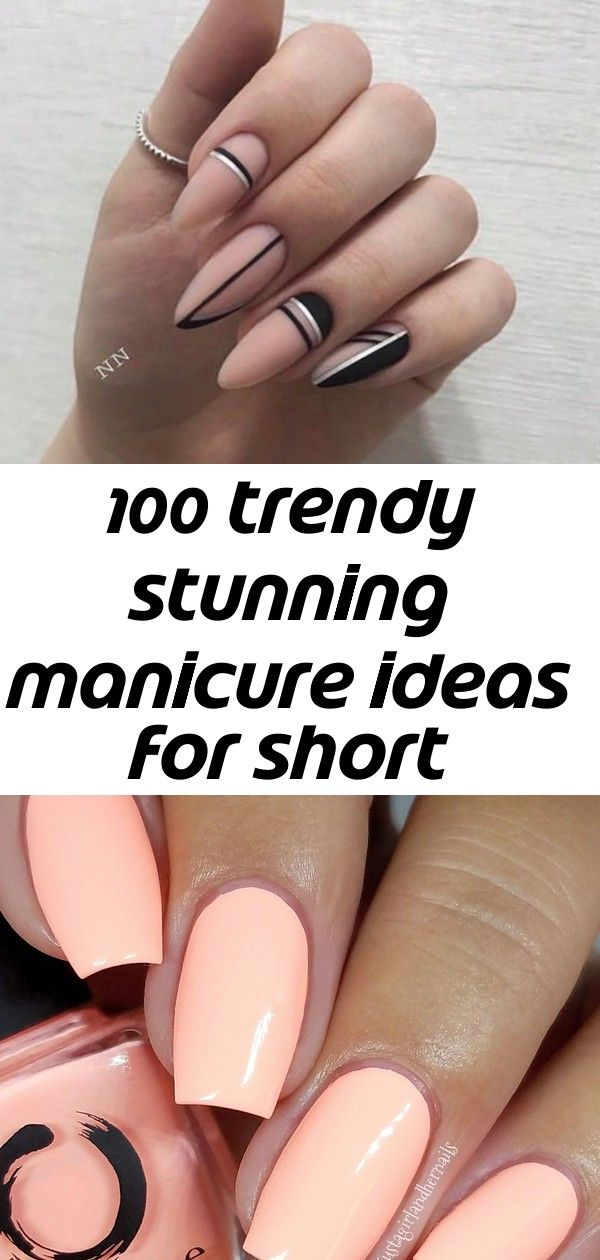 100 Trendy Stunning Manicure Ideas For Short Acrylic Nails Design Page 12 Of 101 1 Acrylic Nail Designs Short Acrylic Nails Designs Short Acrylic Nails