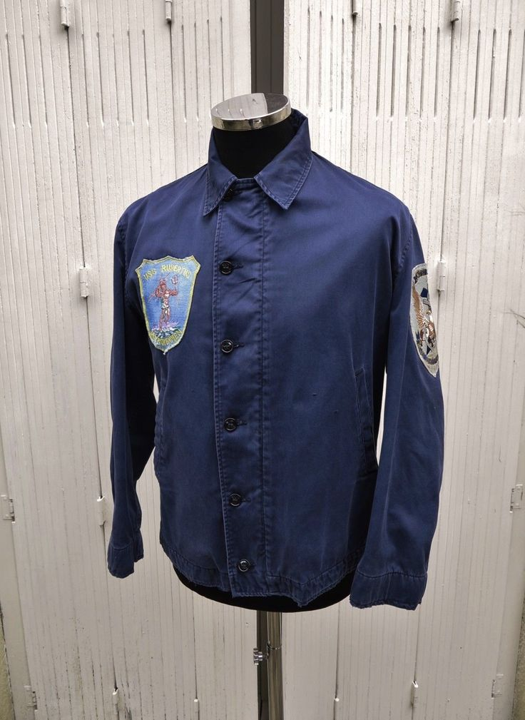 N-1 deck jacket called the masterpiece we produced new U.S. Navy