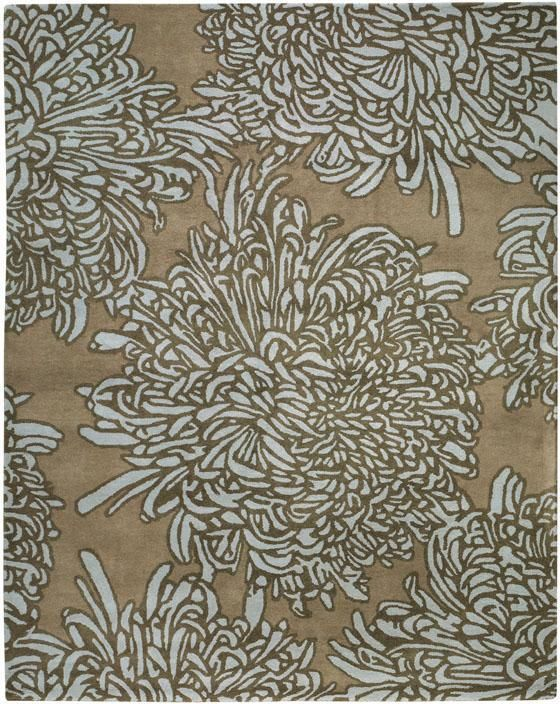 Martha Stewart Living Chrysanthemum Area Rug Martha