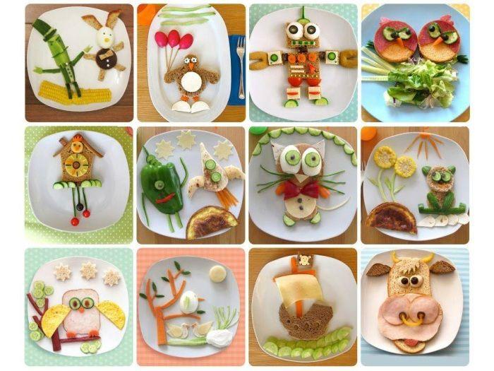 Seu filho não come verdura nem legumes?  Faça arte com a comida e conquiste-o - Receitas e Dietas - R7