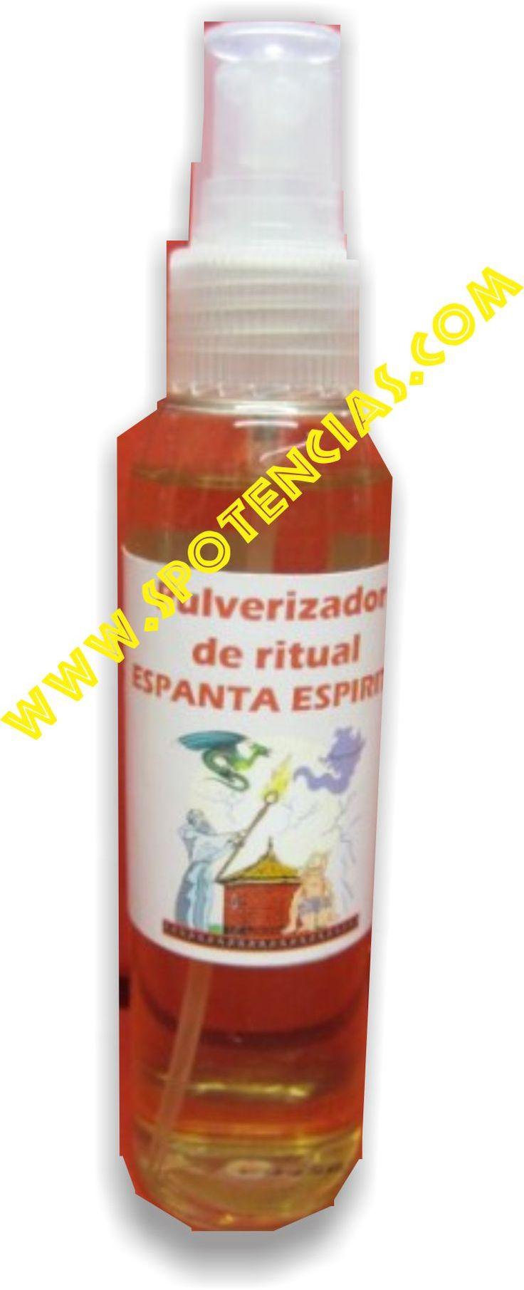 pulverizador para quitar energias negativas   www.spotencias.com