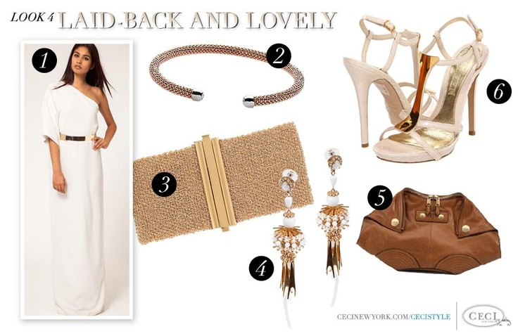 Bridal Style Inspiration: Laid-Back and Lovely by @Merci New York | Jacqueline Weppner on @Ceci New York: Style Inspiration, Bridal Style, Expert Style, Wedding Looks, Style Tips