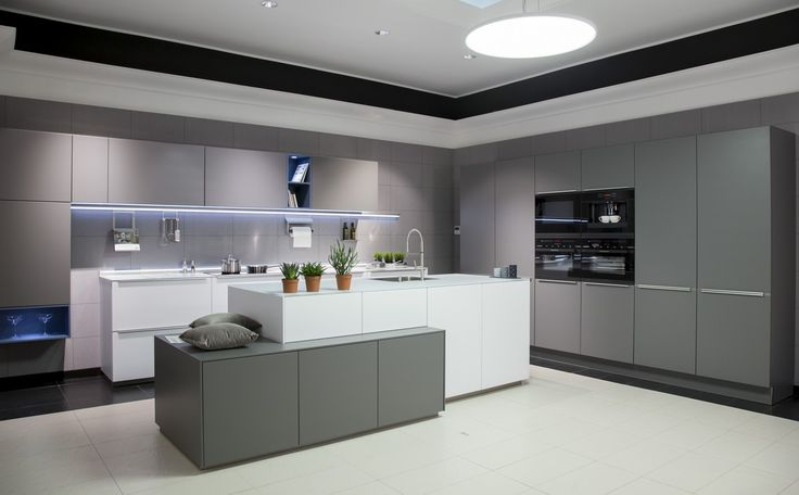 Moderne Küchen stilvoll, innovativ nolte-kuechende - moderne einbaukuechen kochinsel