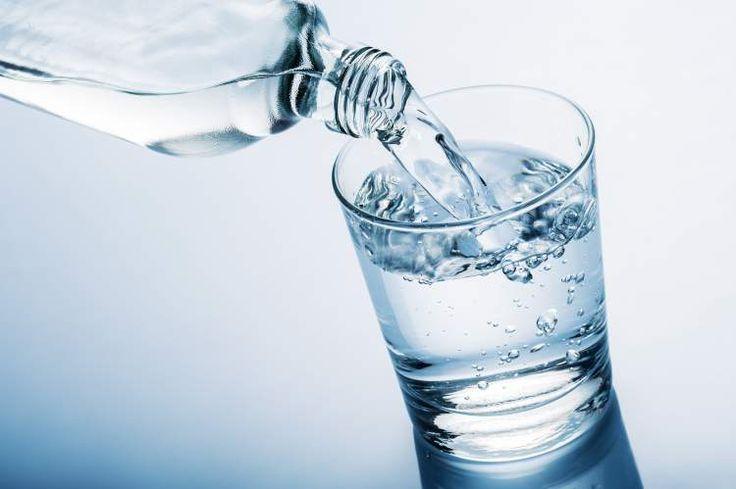 água é um inibidor natural de apetite