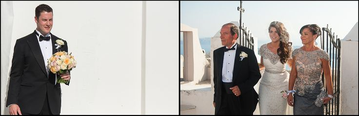 Sevasti+Ken wedding. Santorini.