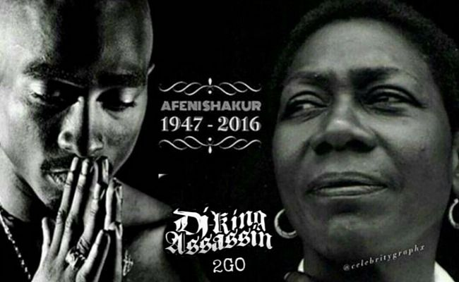 "DJ King Assassin cracks open his vault and drops the original version of 2Pac's ""Dear Mama."""