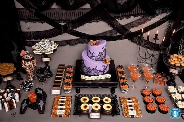 Halloween Hochzeit Ideen 4