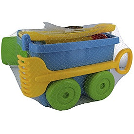 Beach Playset 5 Piece With Wagon