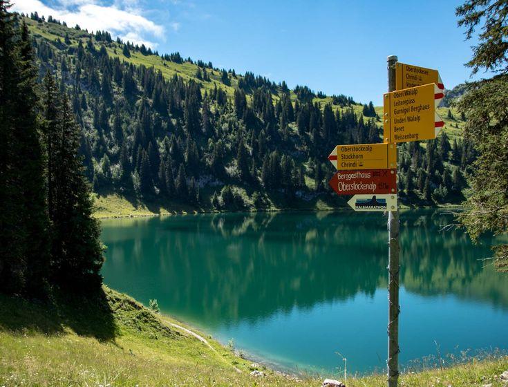 Stockhorn Wanderung