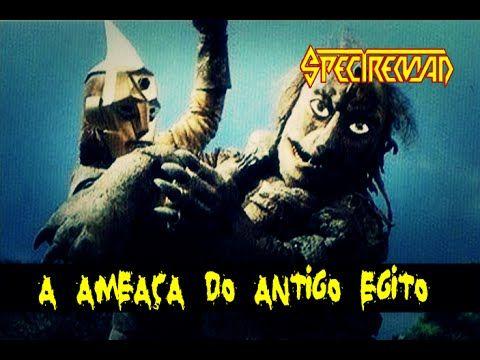 SPECTREMAN - A Ameaça Do Antigo Egito (Versão Brasileira)