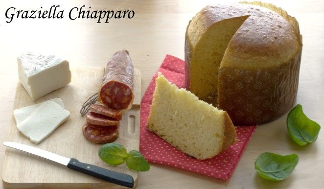 Crescia+di+Pasqua+o+pizza+di+Pasqua+al+formaggio+ +Ricetta
