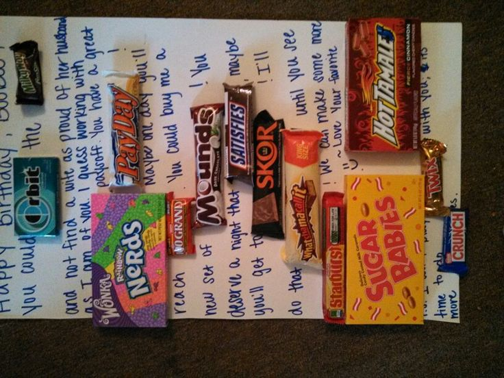 65 best candy cards images on pinterest birthday candy grams husbands birthday ccuart Image collections