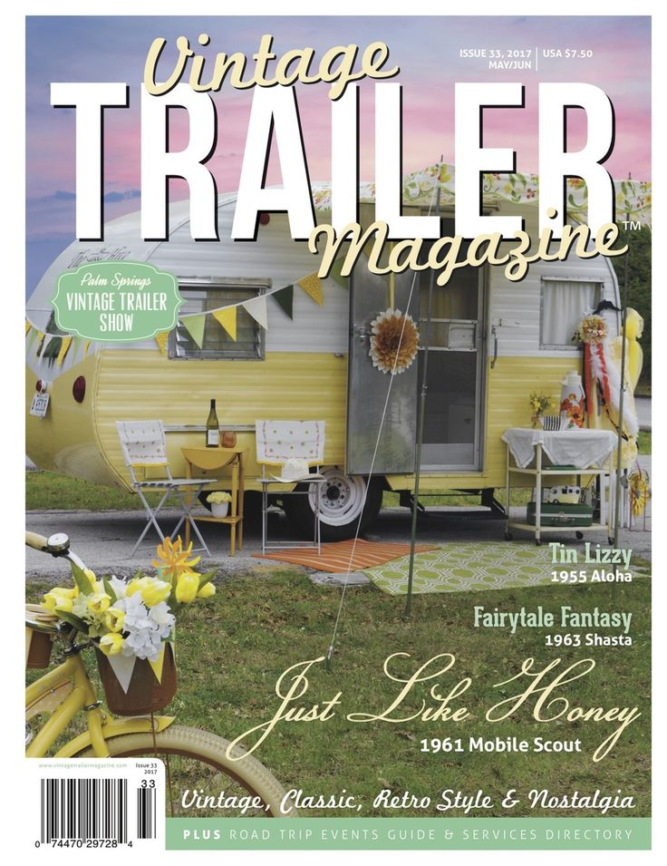 Browse all products from Vintage Caravan Magazine.