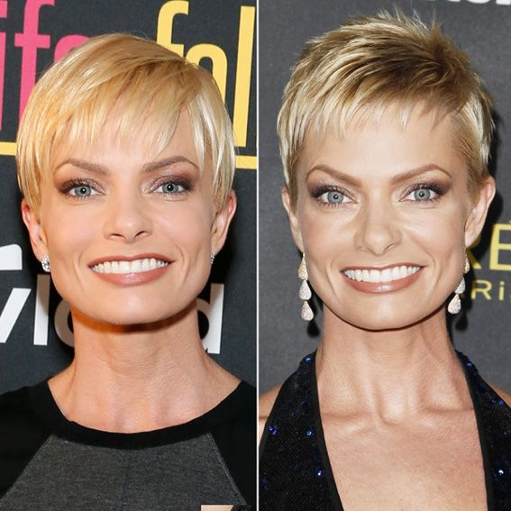New Hair 2014: See Celebrity Hair Makeovers! - Jamie Pressley from #InStyle