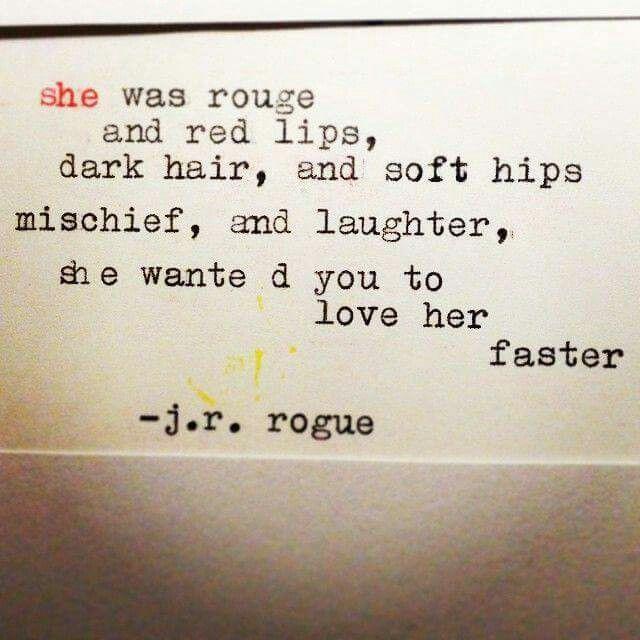 J.R Rogue
