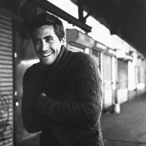 I heard somewhere that you were trouble....turns out I don't care.      Jake Gyllenhaal